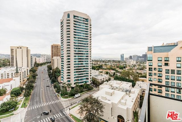 10535 Wilshire Boulevard Ph 7, Los Angeles (City), CA 90024 (#19468164) :: The Miller Group