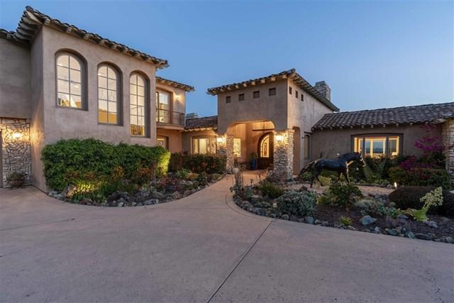17660 La Catrina, Rancho Santa Fe, CA 92067 (#190027588) :: Abola Real Estate Group