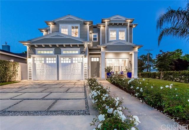 4302 Teesdale Avenue, Studio City, CA 91604 (#SR19098293) :: Keller Williams Realty, LA Harbor