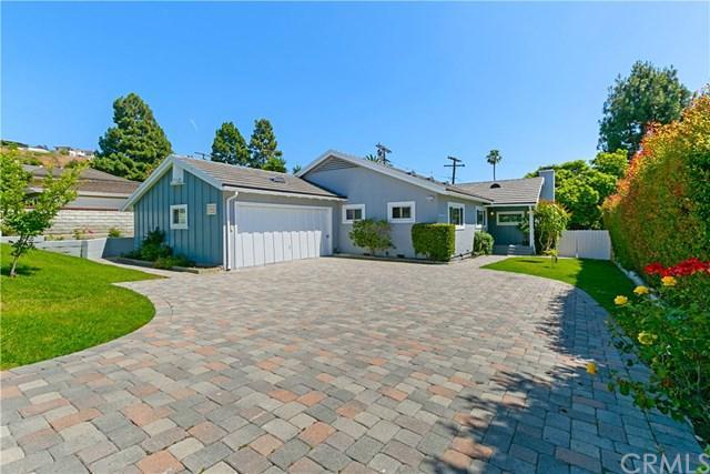 1216 Via Landeta, Palos Verdes Estates, CA 90274 (#SB19118139) :: Team Tami