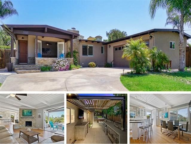 3320 Mckinley St, Carlsbad, CA 92008 (#190027933) :: The Laffins Real Estate Team