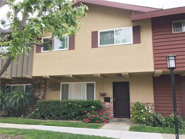 13668 Red Hill Avenue #43, Tustin, CA 92780 (#CV19119420) :: Fred Sed Group