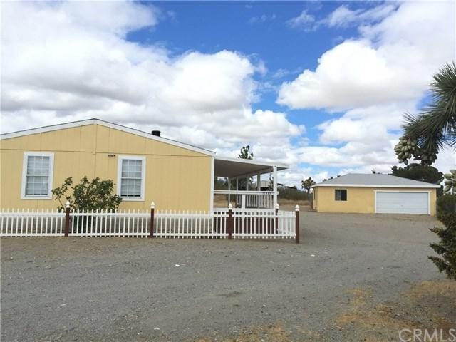 11832 Cordon Street A/B, Pinon Hills, CA 92371 (#IV19120001) :: Fred Sed Group