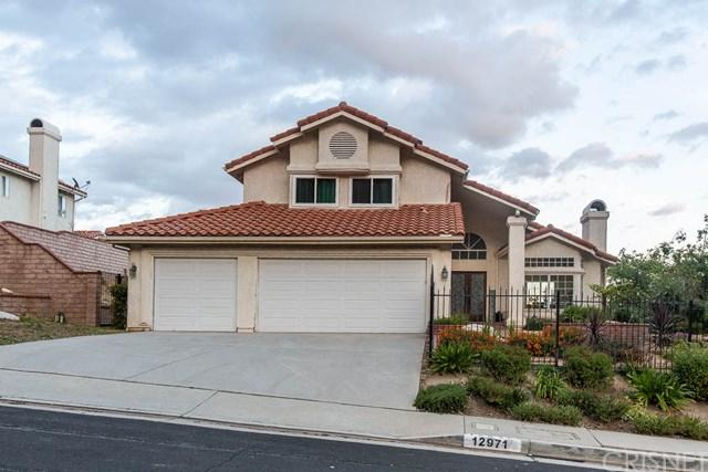12971 Louise Avenue, Granada Hills, CA 91344 (#SR19119712) :: Fred Sed Group