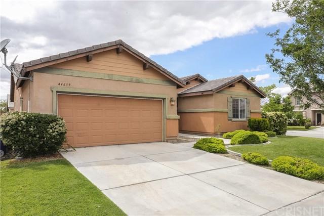 44639 Painted Desert Street, Lancaster, CA 93536 (#SR19110625) :: Fred Sed Group