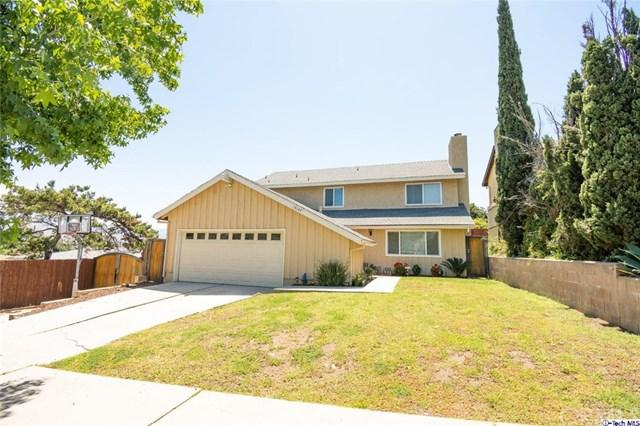 15142 Paddock Street, Sylmar, CA 91342 (#319002061) :: Fred Sed Group