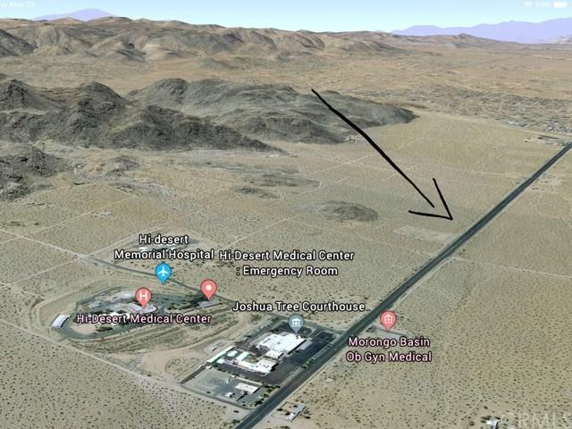 0 Hwy 62, Joshua Tree, CA  (#CV19121273) :: Berkshire Hathaway Home Services California Properties