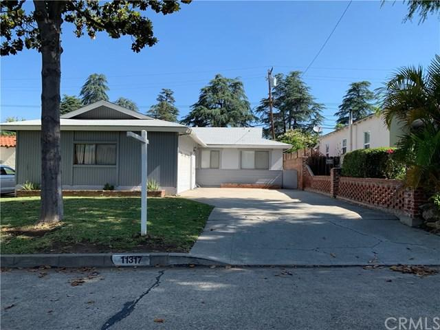 11317 Clare Street, Whittier, CA 90601 (#CV19121380) :: Fred Sed Group