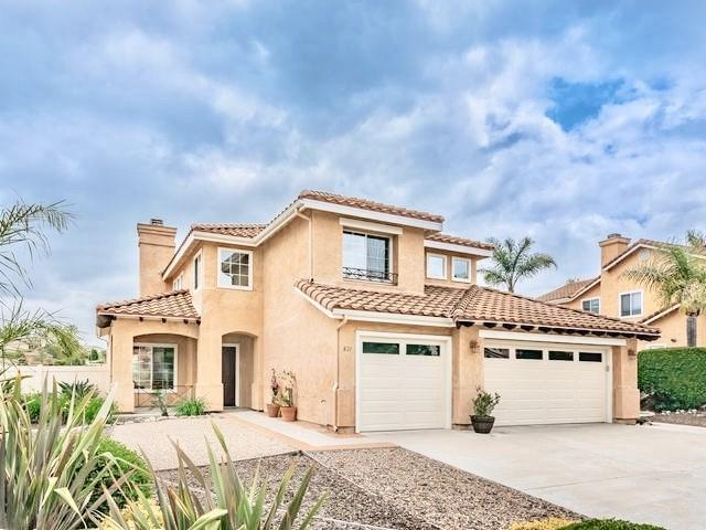 821 Bel Esprit Cir, San Marcos, CA 92069 (#190028614) :: Ardent Real Estate Group, Inc.
