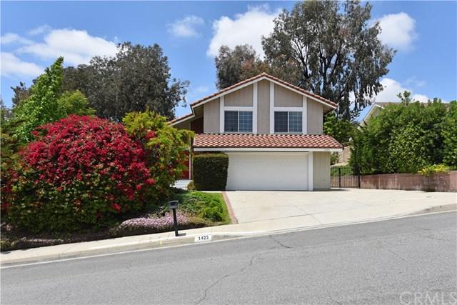 1423 Indian Well Drive, Diamond Bar, CA 91765 (#OC19106007) :: Fred Sed Group