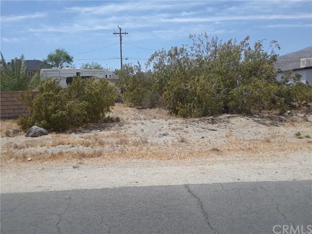 0 Baseline Avenue, 29 Palms, CA 92277 (#JT19121861) :: Go Gabby