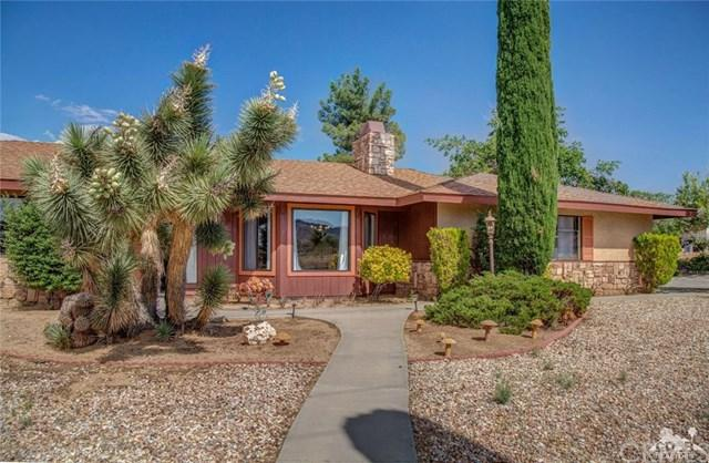 8807 Warren Vista Avenue, Yucca Valley, CA 92284 (#219015079DA) :: RE/MAX Masters