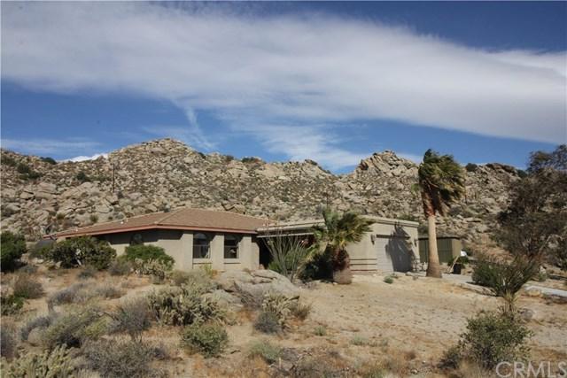 58761 Avenida Los Feliz, Mountain Center, CA 92561 (#SW19122968) :: Naylor Properties
