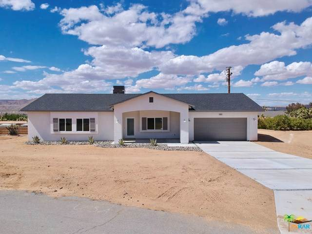 56610 Free Gold Drive, Yucca Valley, CA 92284 (#19468856PS) :: Allison James Estates and Homes