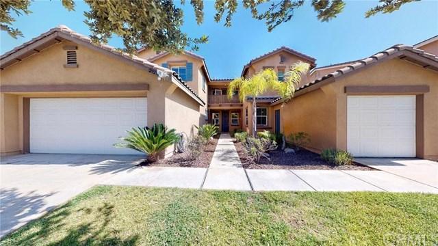 29215 Wrangler Drive, Murrieta, CA 92563 (#SW19126456) :: Fred Sed Group
