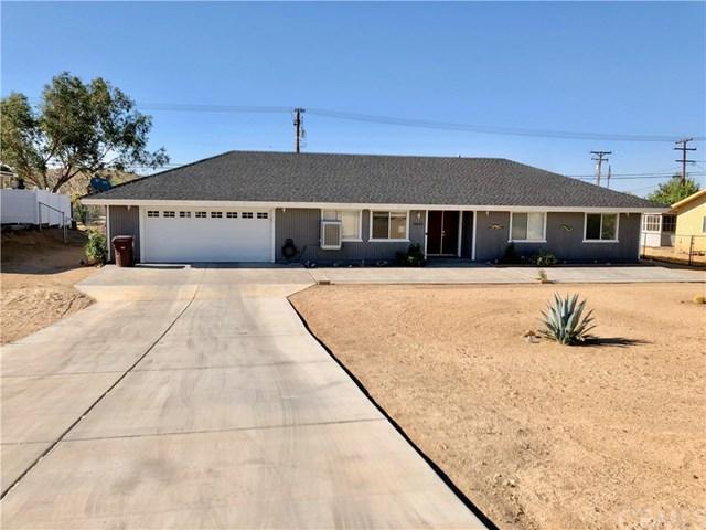 58026 Joshua Lane, Yucca Valley, CA 92284 (#JT19124839) :: RE/MAX Masters