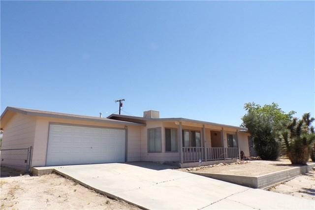 57418 Saint Marys Drive, Yucca Valley, CA 92284 (#JT19129854) :: RE/MAX Masters