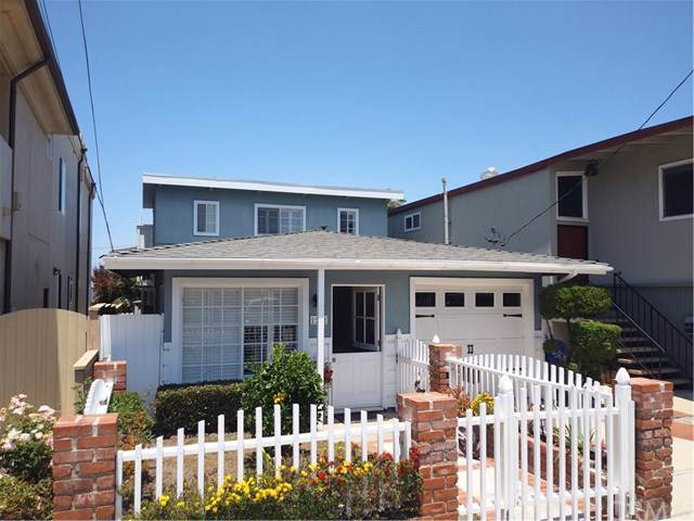 1211 20th Street, Hermosa Beach, CA 90254 (#OC19135116) :: Go Gabby