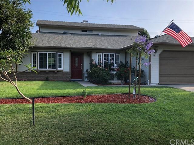 5313 E Gerda Drive, Anaheim Hills, CA 92807 (#PW19134673) :: Fred Sed Group