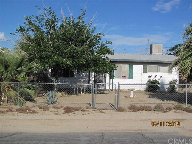 6038 Mariposa Avenue, 29 Palms, CA 92277 (#JT19135416) :: Team Tami