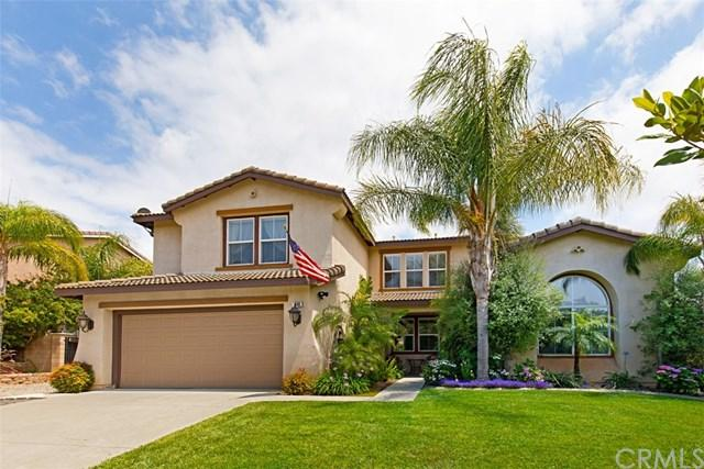 448 Carson Lane, Norco, CA 92860 (#IG19136508) :: Fred Sed Group