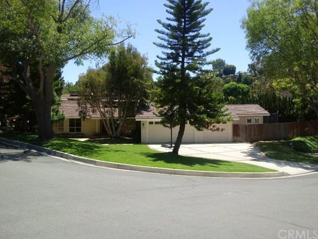 4 Dorado Place, Rolling Hills Estates, CA 90274 (#PW19138466) :: Millman Team