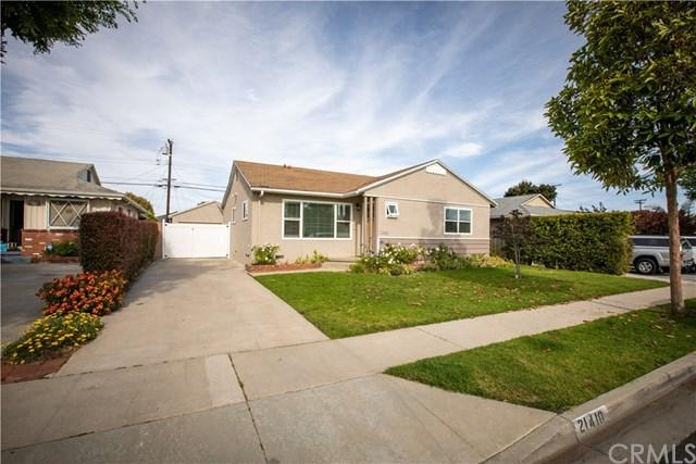 21410 Marjorie, Torrance, CA 90503 (#PV19139397) :: Fred Sed Group