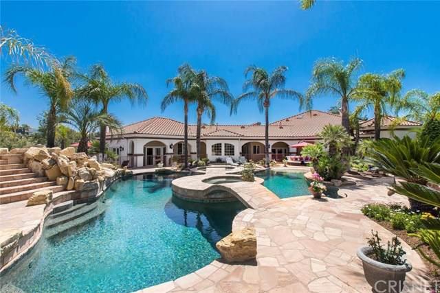 22230 Rolling Ridge Drive, Saugus, CA 91350 (#SR19138906) :: RE/MAX Estate Properties