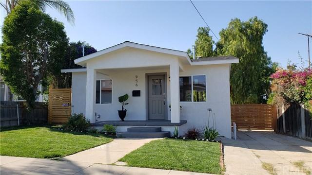 956 W Upland Avenue, San Pedro, CA 90731 (#SB19137987) :: Fred Sed Group