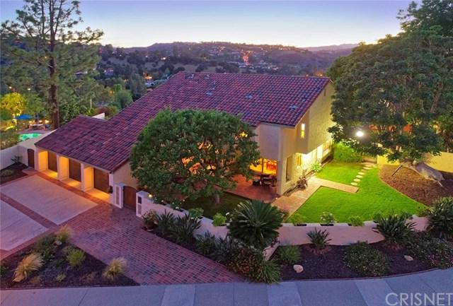 4375 Park Vicente, Calabasas, CA 91302 (#SR19138830) :: Fred Sed Group
