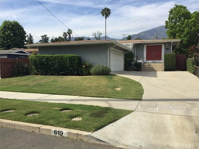 619 Sacramento, Altadena, CA 91001 (#TR19141322) :: Fred Sed Group