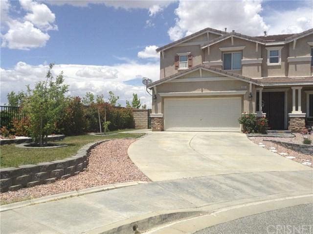 2461 Casaba Terrace, Palmdale, CA 93551 (#SR19143171) :: Naylor Properties