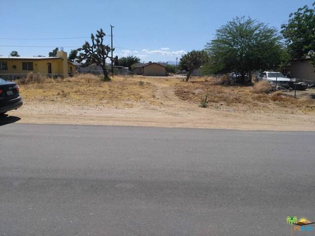 0 Ronald Drive, Yucca Valley, CA 92284 (#19479574PS) :: Sperry Residential Group