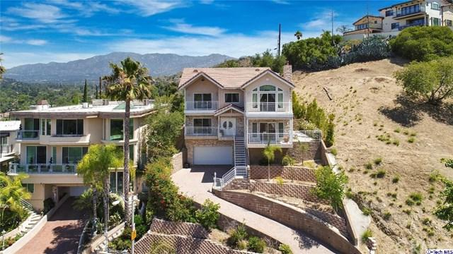 1857 Arvin Drive, Glendale, CA 91208 (#319002399) :: The Brad Korb Real Estate Group