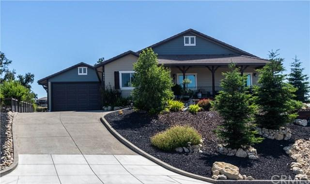 3415 Timberline Drive, Paso Robles, CA 93446 (#NS19144576) :: Fred Sed Group