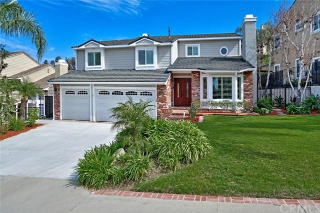 5410 E Estate Ridge Road, Anaheim Hills, CA 92807 (#PW19145029) :: Heller The Home Seller