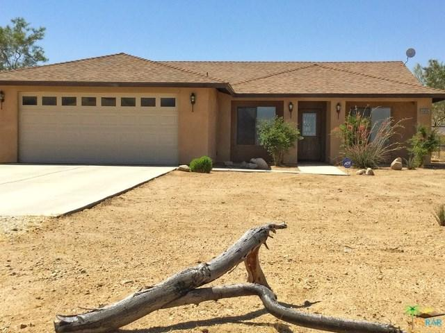 65055 Sun Mesa Road, Joshua Tree, CA 92252 (#19476798PS) :: Steele Canyon Realty