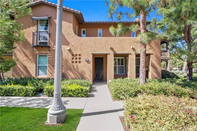 81 Vermillion, Irvine, CA 92603 (#PW19088252) :: Sperry Residential Group