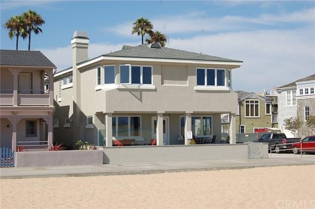 600 W Oceanfront, Newport Beach, CA 92661 (#NP19146817) :: Fred Sed Group
