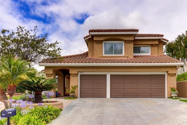 940 S Camerford Lane, Anaheim Hills, CA 92808 (#PW19147289) :: Heller The Home Seller