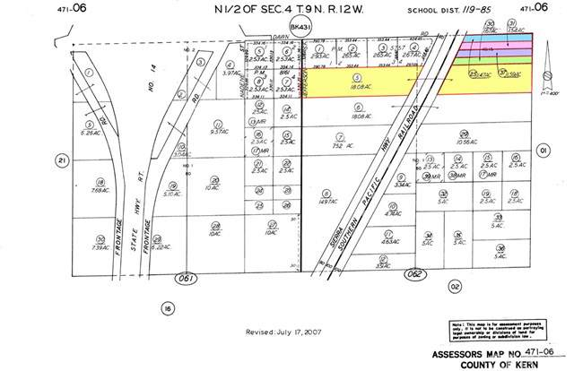 24-AC On Dawn Rd. And Sierra Highway - Photo 1