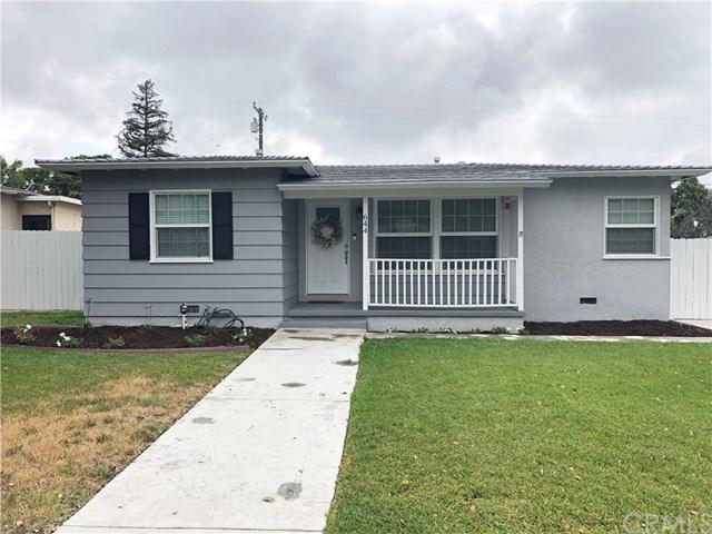 644 N Ukiah Way, Upland, CA 91786 (#IG19148025) :: Heller The Home Seller