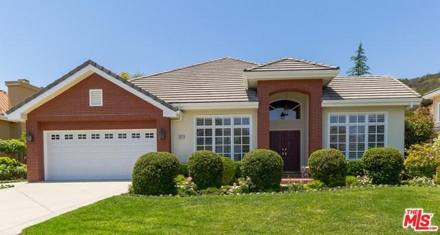 1621 Bushgrove Court, Lake Sherwood, CA 91361 (#19478448) :: Heller The Home Seller