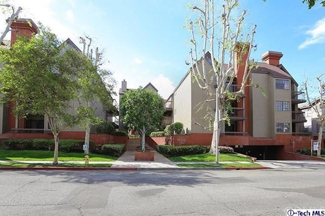 248 W Loraine Street #204, Glendale, CA 91202 (#319002488) :: Fred Sed Group
