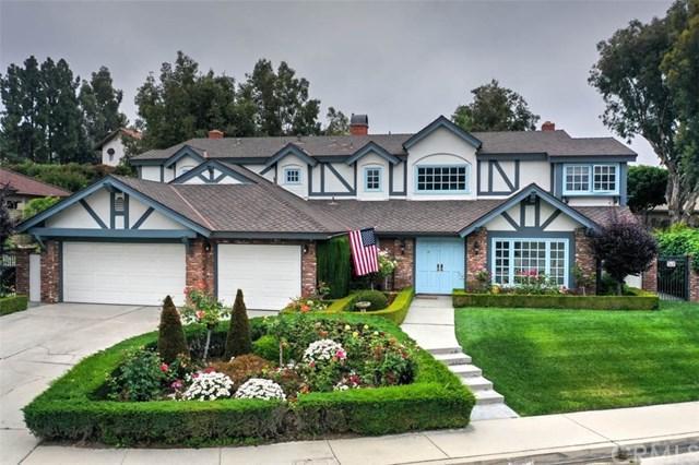 8218 Pinositas Road, Whittier, CA 90605 (#PW19149415) :: DSCVR Properties - Keller Williams