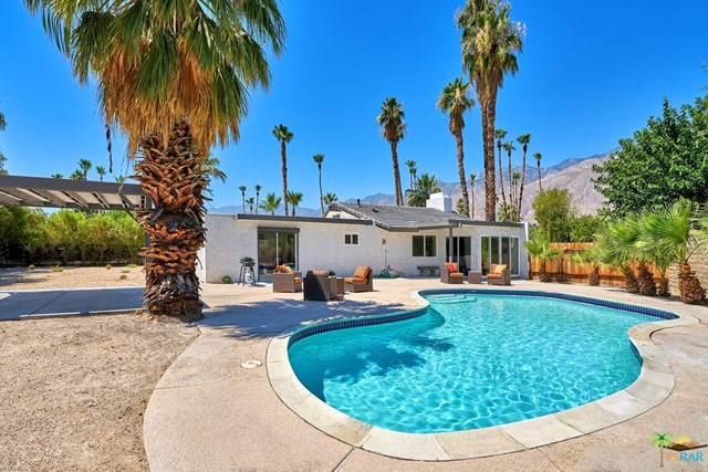 564 N Cantera Circle, Palm Springs, CA 92262 (#19483534PS) :: J1 Realty Group