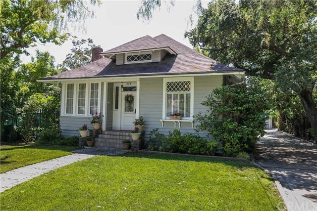 519 Yale Avenue, Claremont, CA 91711 (#CV19153123) :: Fred Sed Group