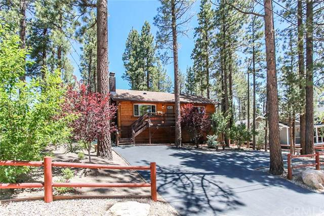 1233 Redwood Drive, Big Bear, CA 92314 (#EV19154796) :: Faye Bashar & Associates