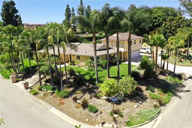 28666 Crestridge Road, Rancho Palos Verdes, CA 90275 (#SB19138816) :: Fred Sed Group