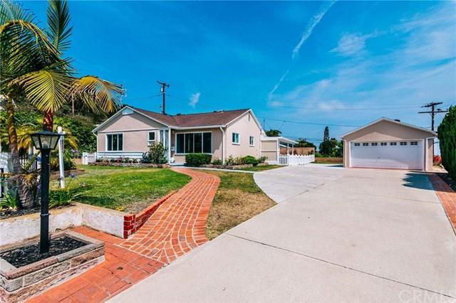 5525 Laurette Street, Torrance, CA 90503 (#SB19142034) :: Fred Sed Group